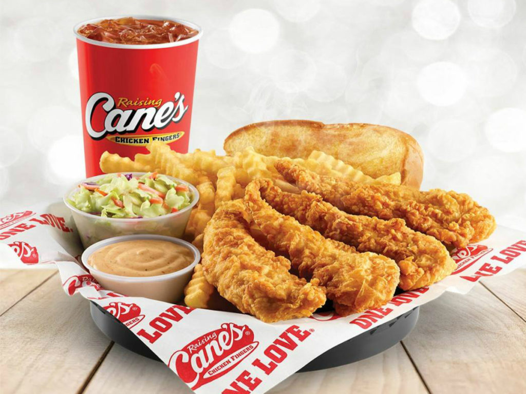 Cane's Combo Meal