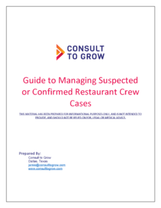 Full Guide: Managing Restaurant Employee COVID Positive Cases