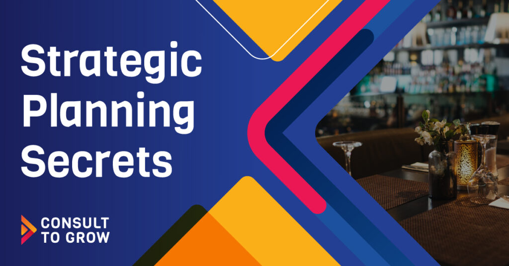 Strategic Planning Secrets
